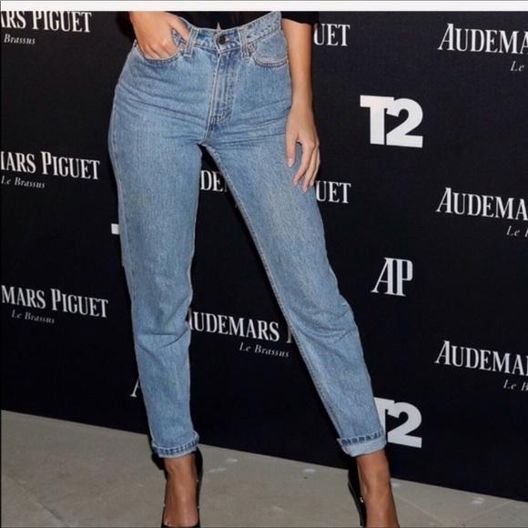 2d6525e4935e6 Levi s Denim - Vintage 80 s High-Waist Levi s 512 Mom Jeans